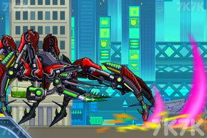 《组装机械蜘蛛女皇》截图1