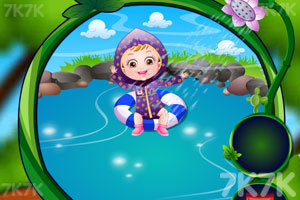 《可爱宝贝的树屋》游戏画面4