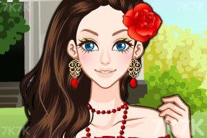 《吉普赛女孩》游戏画面1