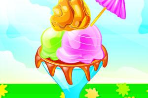 《超诱人冰淇淋》游戏画面1