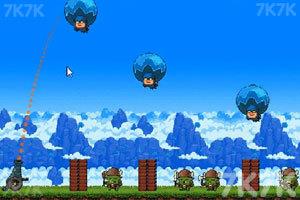 《迷你兵团》游戏画面1