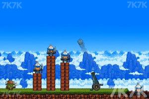 《迷你兵团》游戏画面3