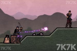 《忍者的宿命中文版》游戏画面2