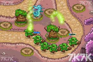《丛林守护者3无敌版》游戏画面4