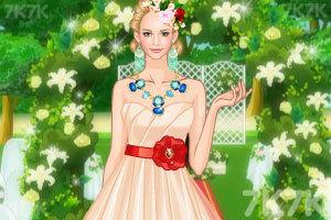 《多彩的新娘礼服》截图1