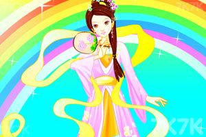《古装彩虹仙女》游戏画面2
