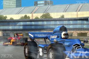 《F1弯道赛》游戏画面1