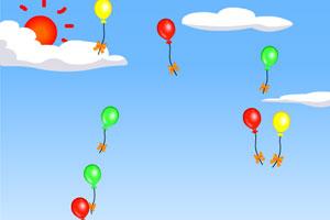 《气球大赛》游戏画面1