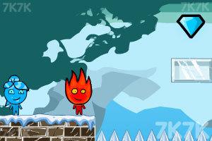 《森林冰火人大冒险》截图2