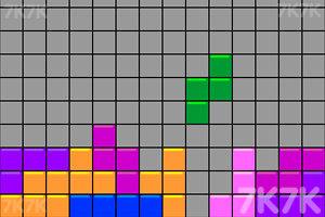 《经典俄罗斯方块挑战》游戏画面2