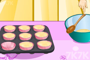 《可爱的纸杯小蛋糕》游戏画面4