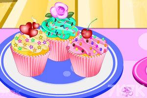 《可爱的纸杯小蛋糕》游戏画面3