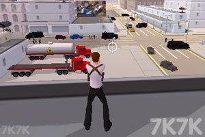 《警探闯黑帮》游戏画面3