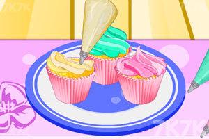 《可爱的纸杯小蛋糕》游戏画面2