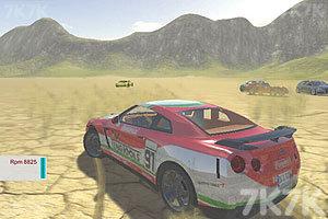 《超跑试驾2》游戏画面4