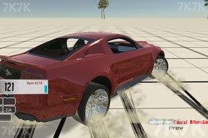 《超跑试驾》游戏画面2