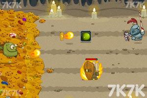 《恐龙鱼大战骑士军团中文版》游戏画面4