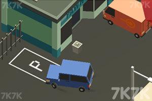 《迷你卡通停车》游戏画面2