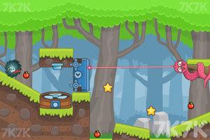 《刺猬果果的苹果乐园2》游戏画面4