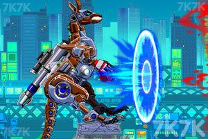 《组装拳击袋鼠》游戏画面3