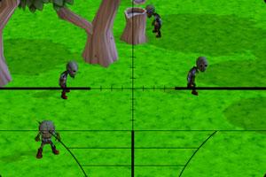 《狙击南瓜僵尸》游戏画面4