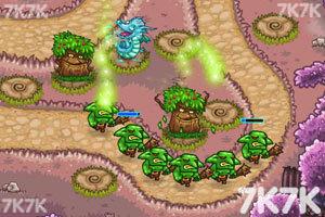 《丛林守护者3中文无敌版》游戏画面3
