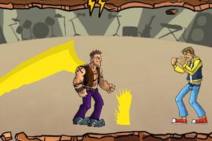 《热血吉他手》游戏画面1
