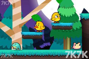 《超级鸡鸭兄弟无敌版》游戏画面2