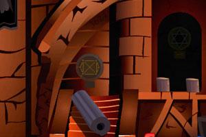 《逃出恶魔城堡》游戏画面1