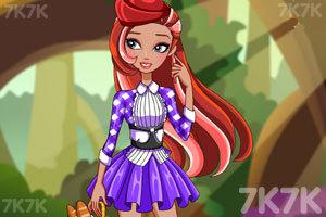《美女去野餐》游戏画面2