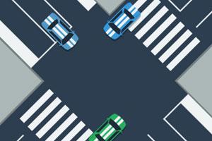 《赛车交通指挥》游戏画面1