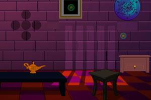 《美丽城堡逃脱》游戏画面1
