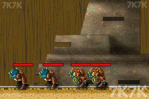 《军事战役之天外来袭》游戏画面3