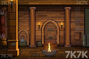 《古堡逃脱》游戏画面3