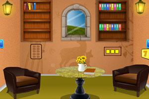 《城堡小屋逃脱》游戏画面1