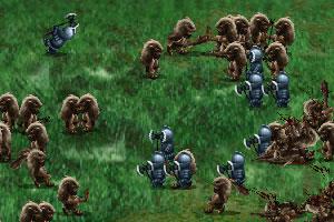 《帝国大战3》游戏画面1
