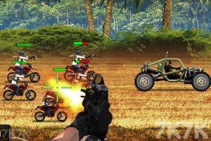 《丛林防卫战》游戏画面3