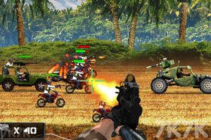 《丛林防卫战》游戏画面2