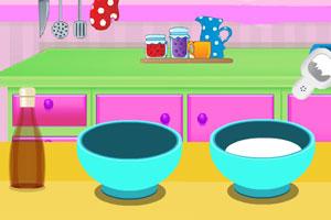 《巧克力奶油派》游戏画面1