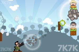 《火箭特警》游戏画面5
