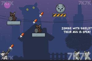 《灰猫警长》游戏画面2