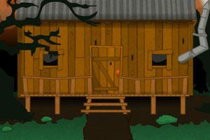 《万圣节小镇逃脱》游戏画面1