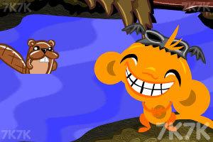 《逗小猴开心万圣节篇》游戏画面4