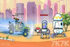 《武装越野车2》游戏画面3