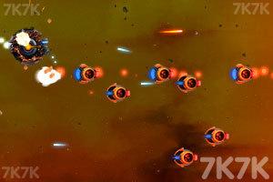 《烈焰战舰》游戏画面1