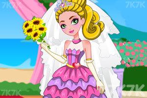 《时尚的美新娘》截图3