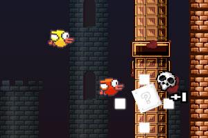 《阻杀像素鸟》游戏画面1