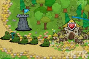 《保卫花园中文版》游戏画面3