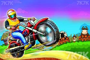 《农场狂飙》游戏画面1