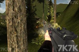 《子彈的力量》游戲畫面5